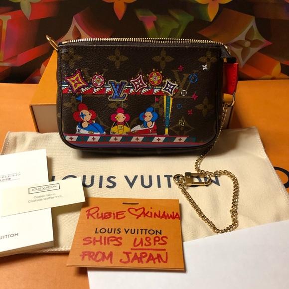 Louis Vuitton Handbags - 2020 Vivienne Bumper Cars. Mini Pochette Mono